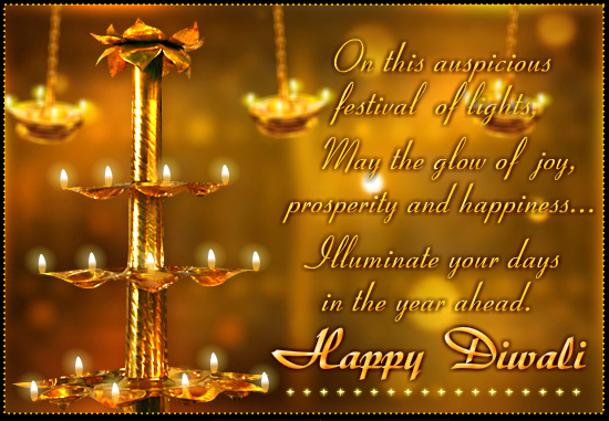 Happy Diwali Deepavali 2016 Wishes Greeting Cards, Ecards & Gift Cards