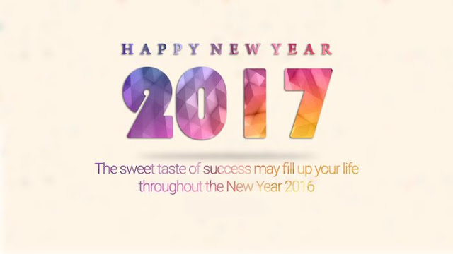 Happy New Year 2017 HD Wallpapers For Desktop Background