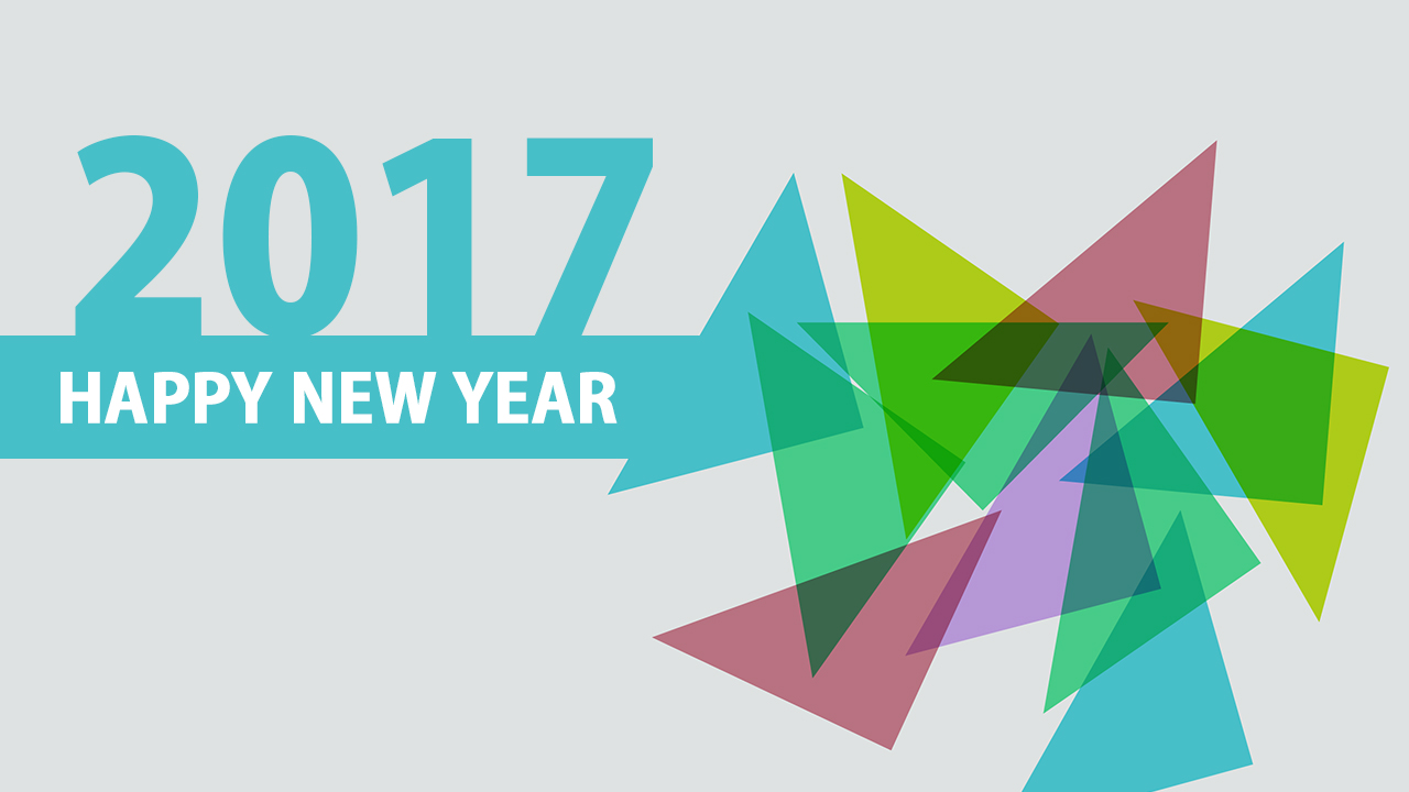 Happy New Year 2017 Greeting Quotes