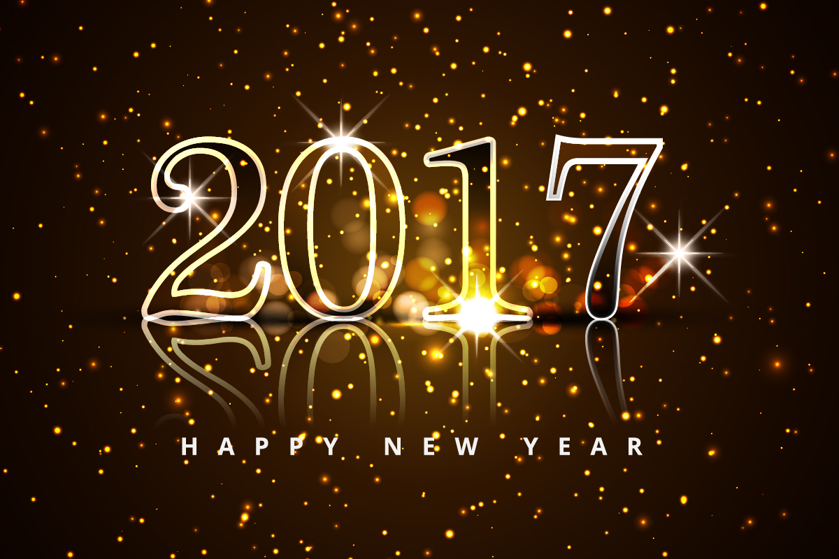 Happy New Year 2017 Greeting Messages Wishes