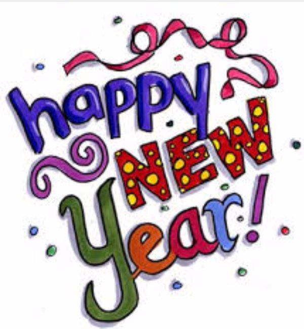 Happy New Year Clipart Picture