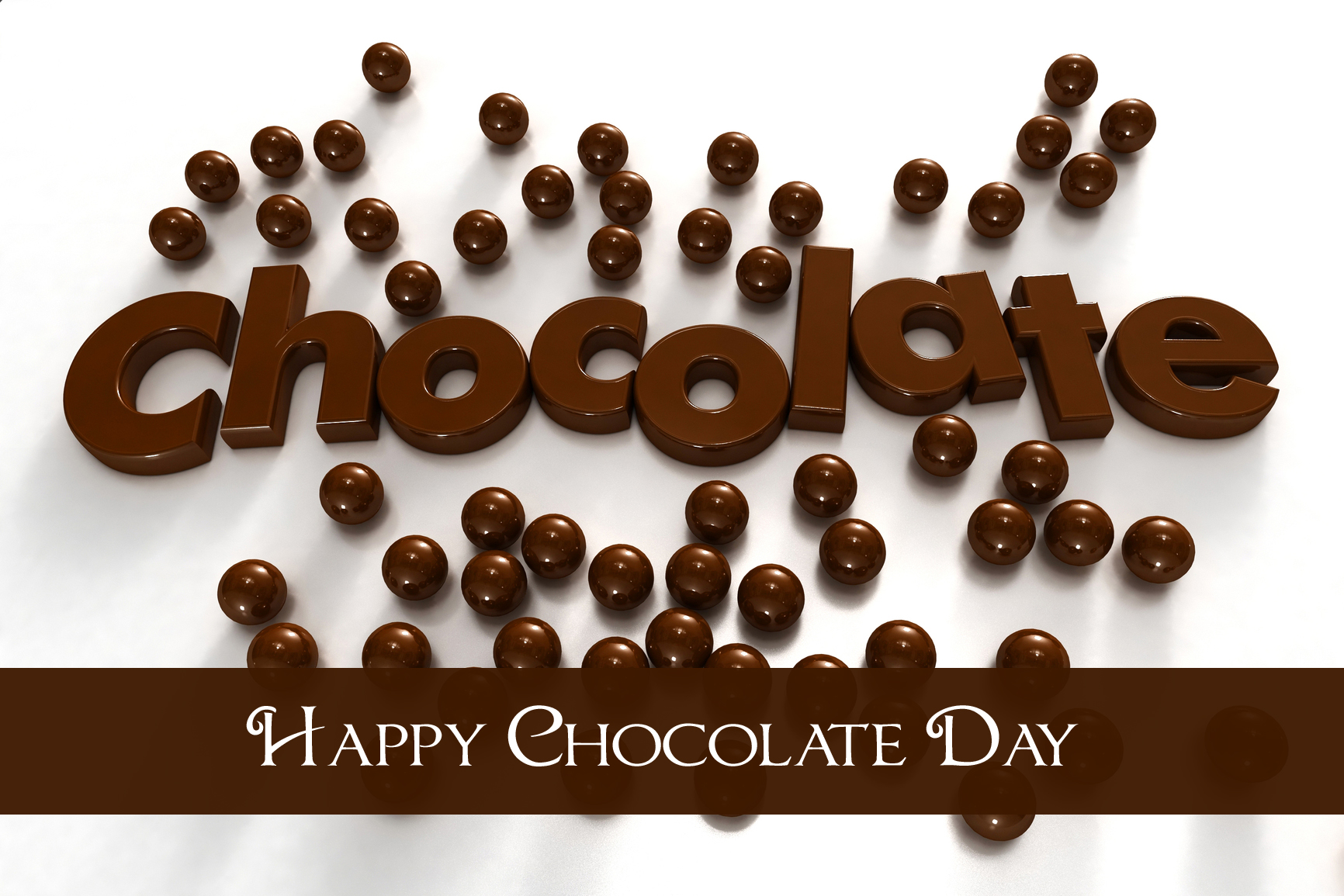 Happy Chocolate Day 2018 HD Image Free Download