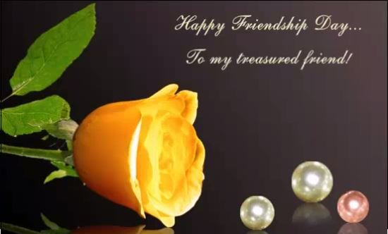 Best Friend Forever Greeting Card for Friendship Day 2017