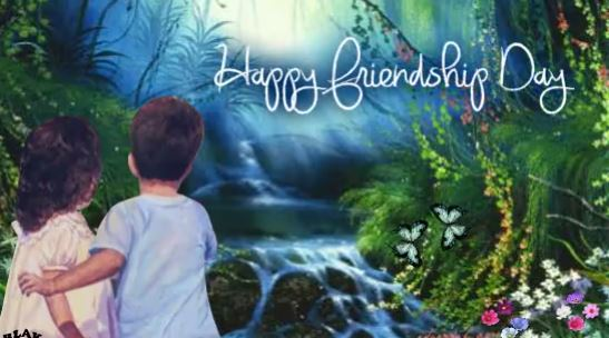 Friendship Day 2017 Greeting Card for Friends