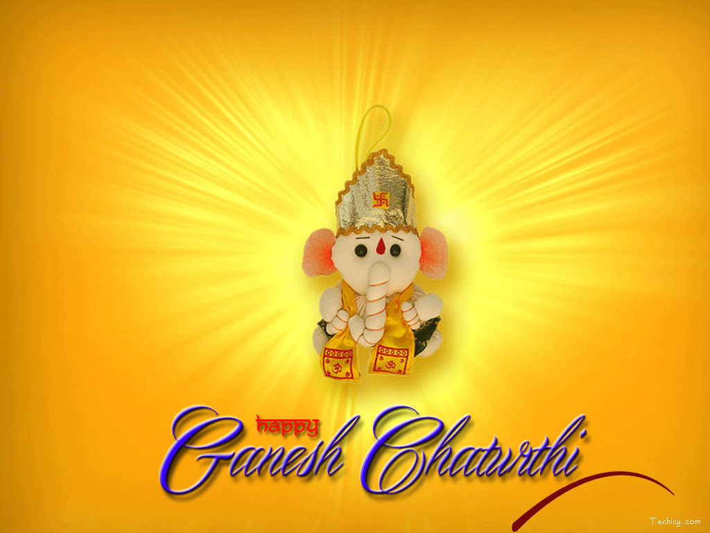 Ganesh Chaturthi 2017 Wallpaper free download